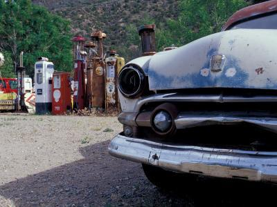 Roadside Route 66 Gallery, New Mexico, USA