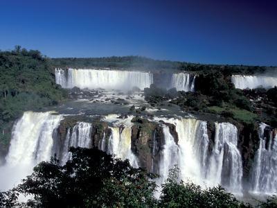 Foz Do Iguacu, Iguacu National Park, Parana, Brazil