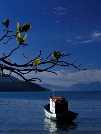 Bay of Ilha Grande, Rio De Janeiro State Ilha Grande, Brazil