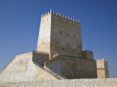 Traditional Arabian Gulf Defensive Structure, Umm Salal Mohammed Fort, Qatar