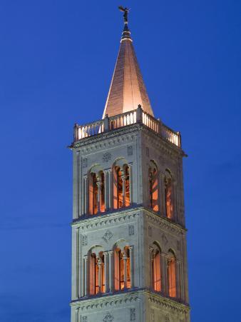 Cathedral of St. Anastasia, Zadar Region, Croatia
