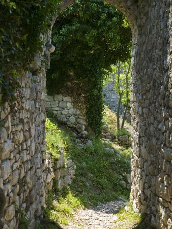 Ancient Archway, Stari, Bar, Montenegro