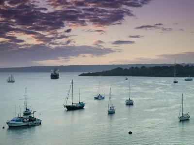 Vila Bay, Efate Island, Vanuatu