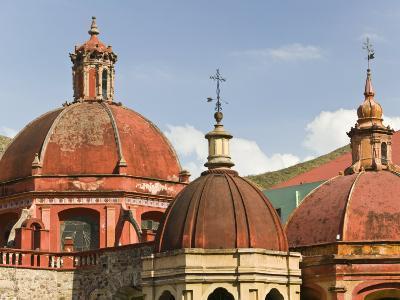 Templo De San Diego De Alcala Church, Guanajuato, Mexico