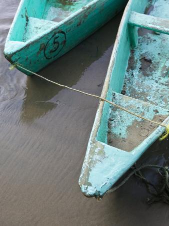 Fishing Boat, Barra De Potosi, Guerrero, Mexico