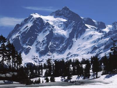 Mt. Shuksan, North Cascades National Park, Washington, USA