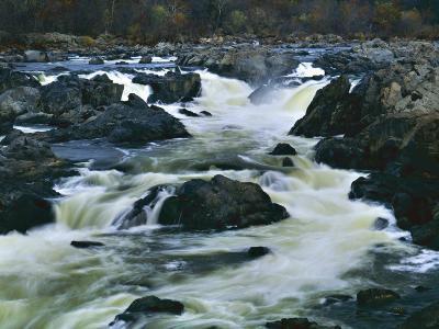 Great Falls on the Potomac River, Fairfax County, Virginia, USA