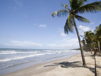 Manzanilla Beach, Trinidad, Caribbean