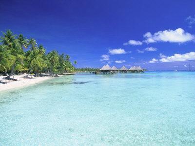 Kia Ora Village, Rangiroa, French Polynesia