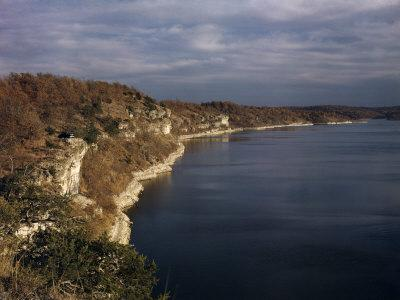 Limestone Bluffs Rim Scenic Lake of the Ozarks