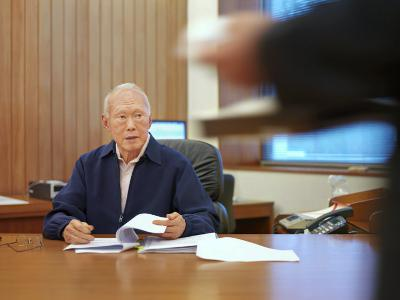 Minister Mentor Lee Kuan Yew an Important and Influential Figure