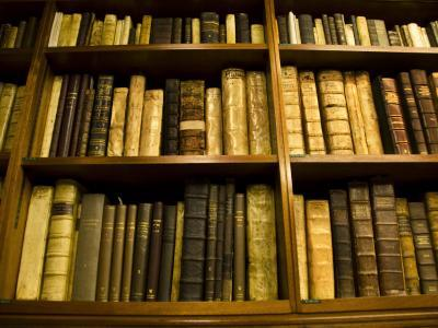 Books in the Library of Carl Linnaeus