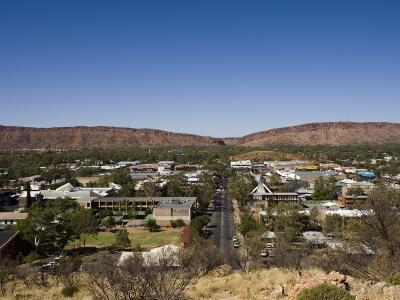 Remote Town of Alice Springs