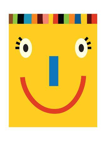 Yellow Smiling Face