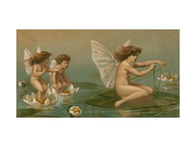 Victorian Water Fairies