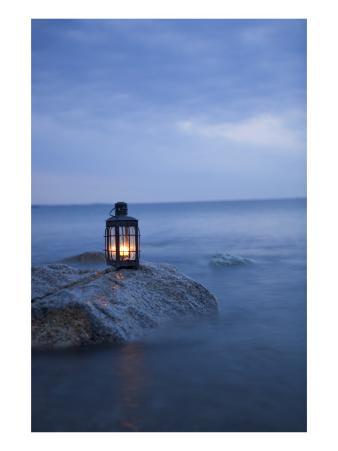 Lantern at Waters Edge