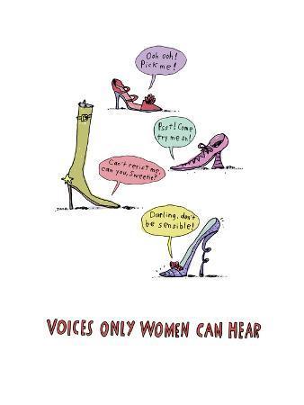 Shoe Voices