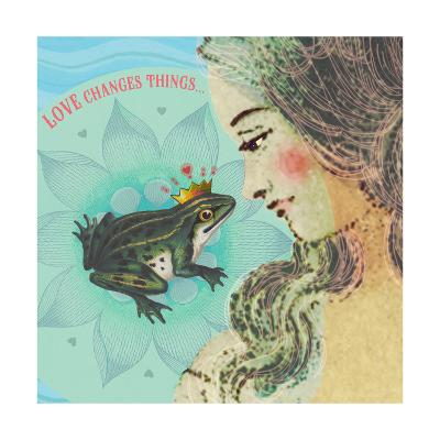 Frog and Princess Love