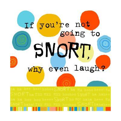 Snort Laugh