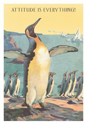 Attitude is Everything, Emperor Penguins