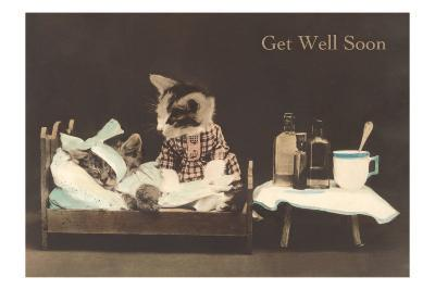 Get Well Soon, Ailing Kitten