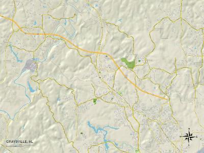 Political Map of Graysville, AL