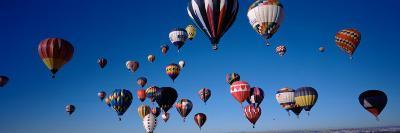 Albuquerque International Balloon Fiesta, Albuquerque, New Mexico, USA
