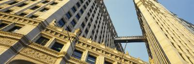 View of a Building, Wrigley Building, Chicago, Cook County, Illinois, USA