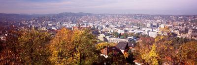 View of a City, Stuttgart, Baden-Wurttemberg, Germany