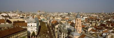 View of a City, Vienna, Austria