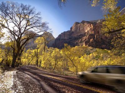 Utah, Zion National Park, USA