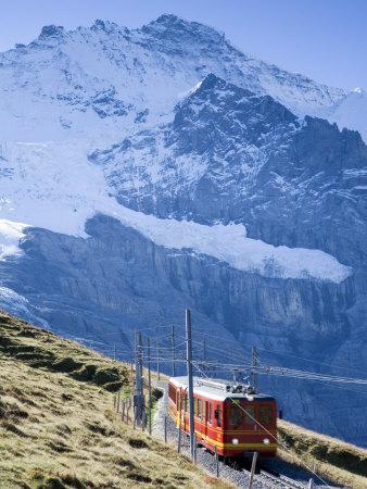 Kleine Scheidegg, Berner Oberland, Switzerland
