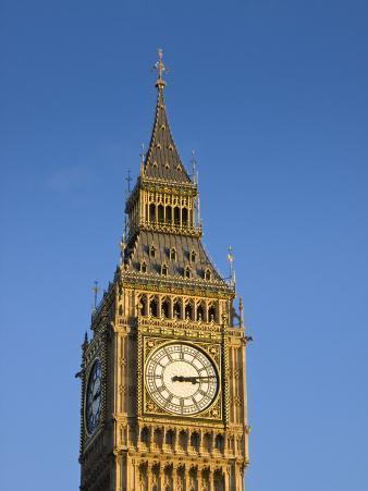Big Ben, Houses of Parliamant, London, England
