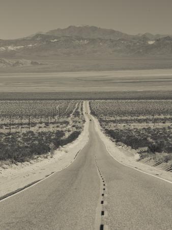 California, Mojave Desert, Amboy Road, USA