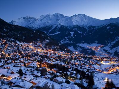 Verbier, Valais, Four Valleys Region, Switzerland