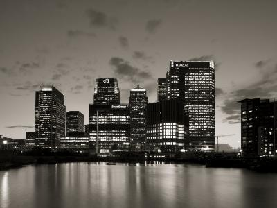 Canary Wharf, Docklands, London, England
