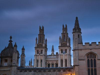 Oxfordshire, Oxford, All Souls College, England
