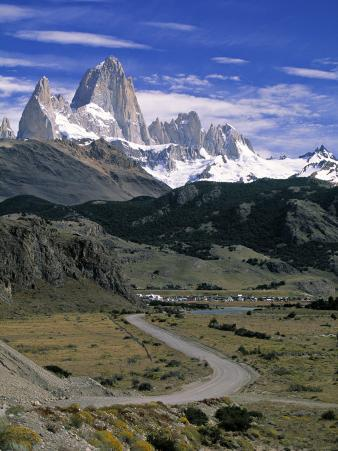 Mount Fitzroy, Patagonia, Argentina