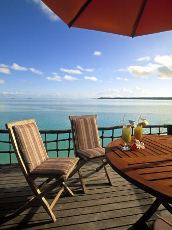 Pearl Beach Resort, Akitua Motu, Aitutaki, Cook Islands
