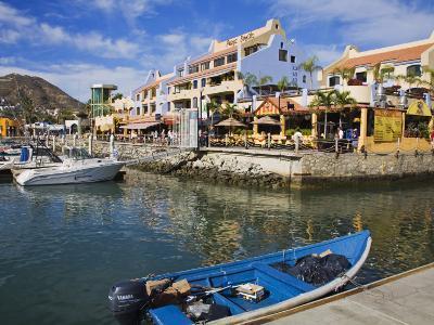 Plaza Bonita Shopping Mall, Cabo San Lucas, Baja California, Mexico, North America