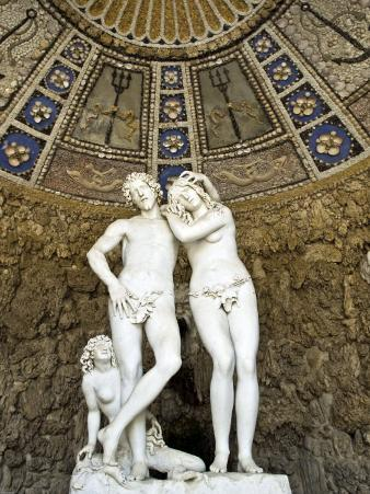 Grotto of Adam and Eve, Boboli Garden, Florence, Tuscany