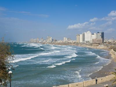 Tel Aviv, Israel, Middle East