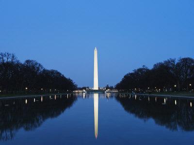 Washington Memorial Monument, Washington D.C., United States of America, North America