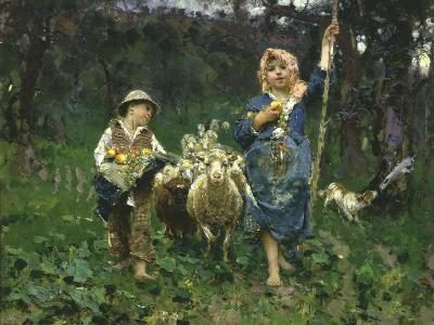 The Shepherdesses