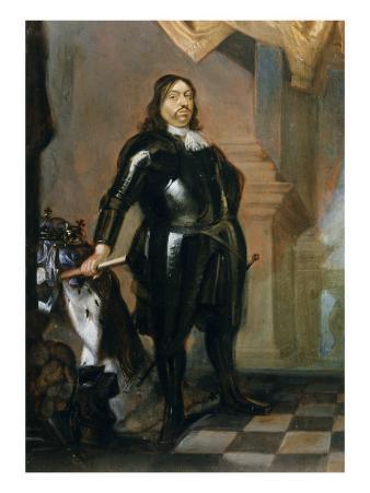 King Charles X Gustavus of Sweden, 1622-60