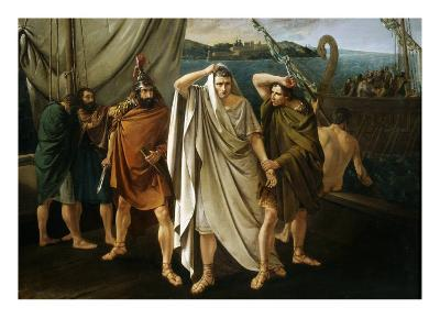 Assassination of Pompey the Great 106-48 BC Roman Statesman and General