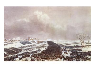 Battle of Eylau, 8 February 1807