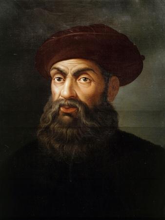 Ferdinand Magellan, 1470-1521 Portuguese Navigator who Circumnavigated the Globe