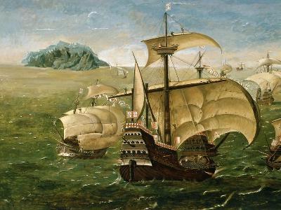 Portuguese Fleet in Early 16th century