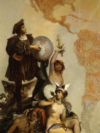 Christopher Columbus, 1451-1506 Italian Explorer, and the Discovery of America